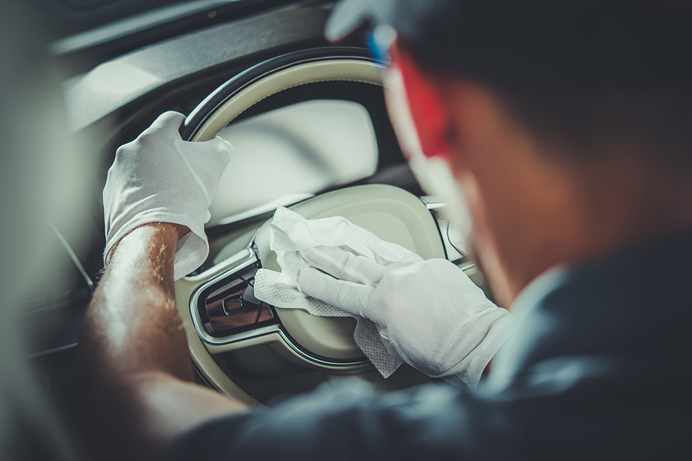 autopflege selber machen auto innen und au en reinigen. Black Bedroom Furniture Sets. Home Design Ideas